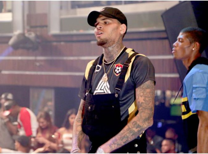 Chris Brown : le nouveau scandale !