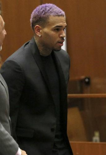 Chris Brown : prêt à payer pour que sa petite Royalty soit près de lui !
