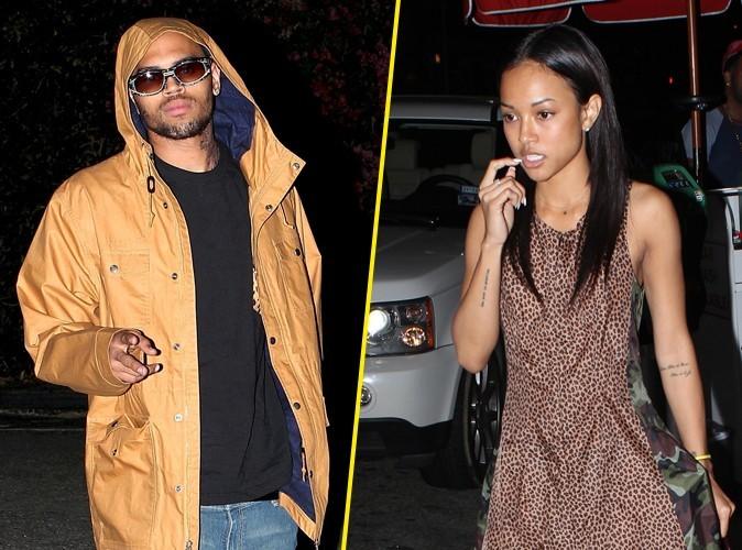 Chris Brown : séparé de sa petite Karrueche ?!