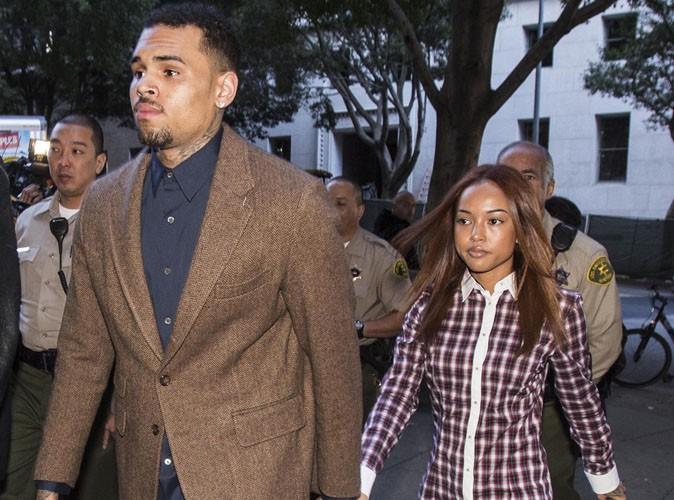 Chris Brown : soutenu par Karrueche Tran pour son nouveau passage devant le juge, il échappe encore à la prison !