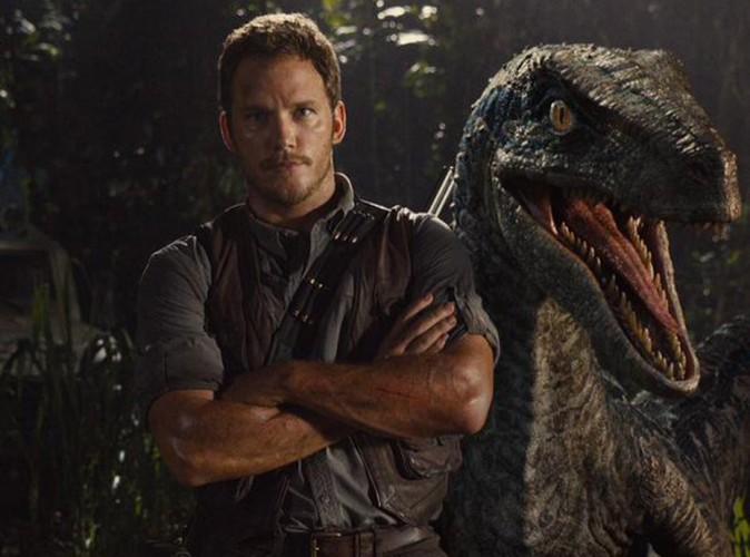 Chris Pratt : il nous présente son animal de compagnie… du Jurassic !