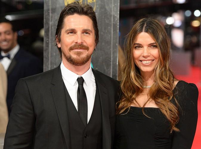Christian Bale : papa comblé d'un adorable petit garçon !
