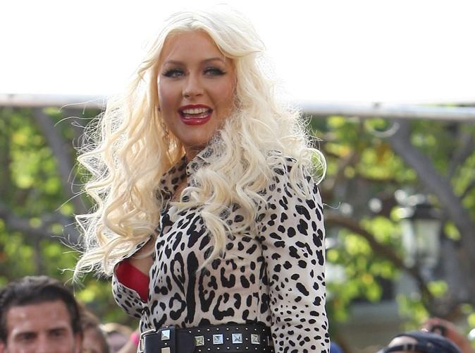 Christina Aguilera : écoutez son duo avec Maroon 5 !
