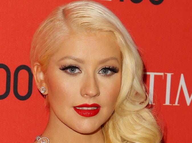 Christina Aguilera : son nouveau single a fuité ... Découvrez -le !