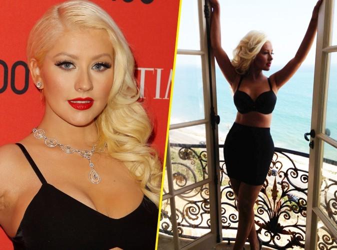 Christina Aguilera : sublime pour le tournage de son nouveau clip !