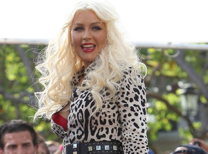 Christina Aguilera : une nouvelle chanson en espagnol !