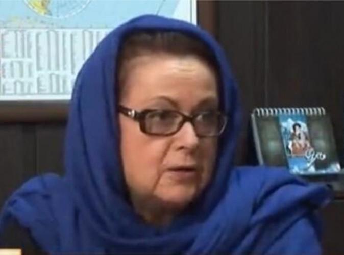 Christine Boutin : voilée à la télévision iranienne, elle tacle François Hollande !