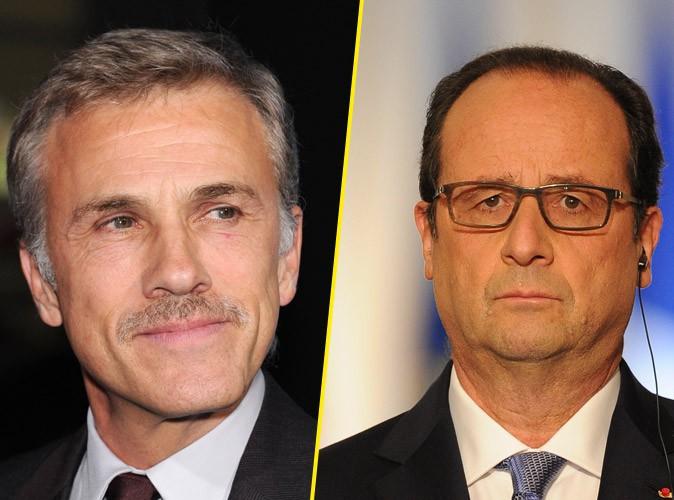 Christoph Waltz se lâche sur François Hollande !