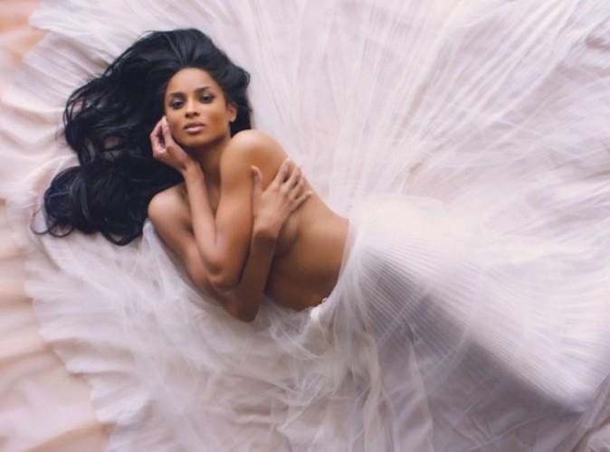 """Ciara : Elle fait tomber le haut pour son nouveau clip, """"I Bet"""" !"""