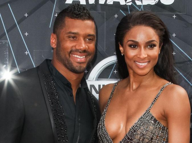 Ciara et Russell Wilson vont devoir patienter jusqu'au mariage...