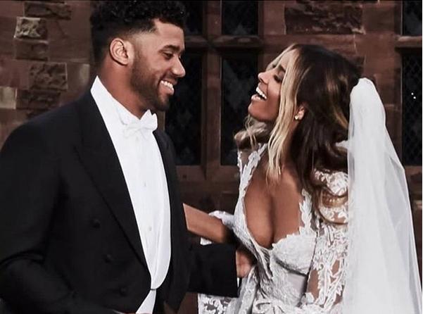 Ciara : la déclaration d'amour de son mari va vous faire pleurer !