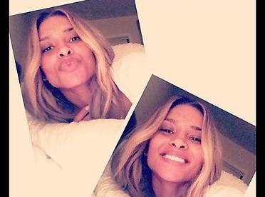 Ciara : magnifique sans maquillage !