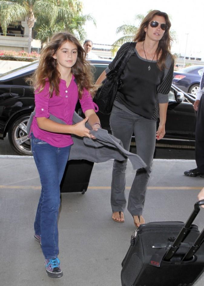 Cindy Crawford : elle avoue être jalouse de sa superbe fille Kaia !