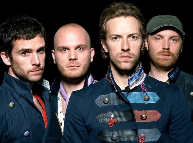 Coldplay : un nouveau titre en écoute intégrale !
