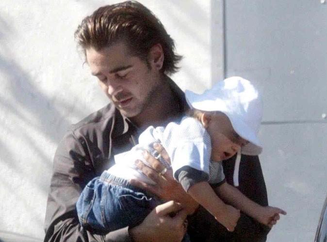 Colin Farrell : le saviez-vous : son fils est atteint d'une maladie génétique rare...
