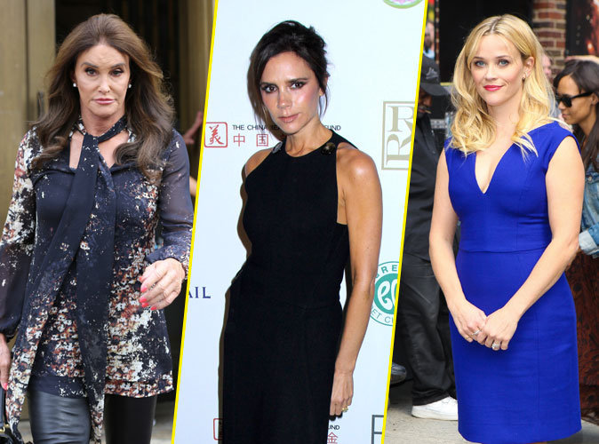 Comment Caitlyn Jenner s'est imposée face à Victoria Beckham et Reese Witherspoon !
