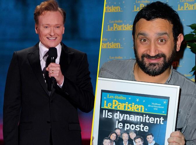 Conan O'Brien : l'animateur américain en rajoute une couche sur Cyril Hanouna et TPMP !