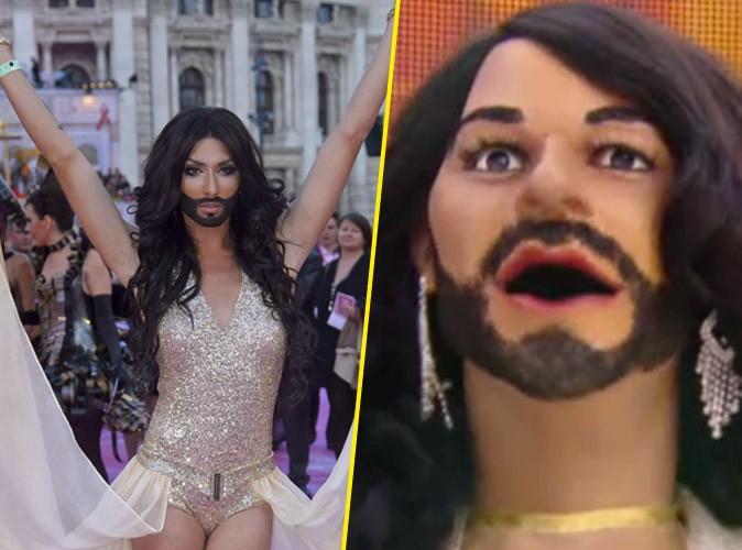 Conchita Wurst : elle fait son entrée aux Guignols !