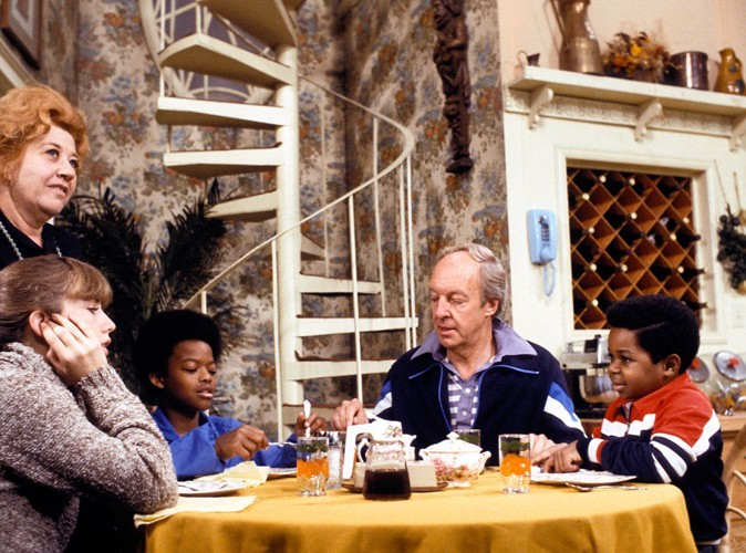 Conrad Bain : Mr. Drummond d'Arnold et Willy est mort…