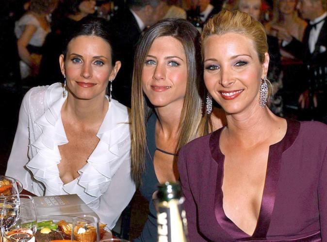 Courtney Cox, Jennifer Aniston et Lisa Kudrow bientôt réunies à l'écran ?
