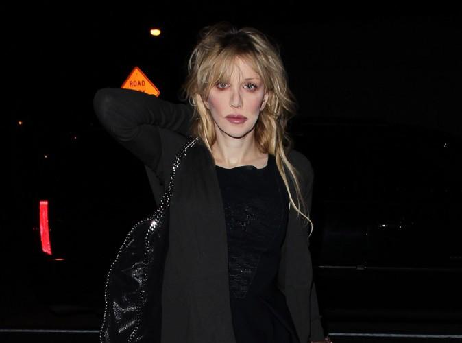 Courtney Love : elle avoue avoir pris de l'héroïne pendant sa grossesse !