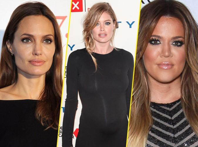 Crash du vol MH 17 : Angelina Jolie, Doutzen Kroes, Khloe Kardashian... Toutes les réactions des stars face à la nouvelle tragédie...
