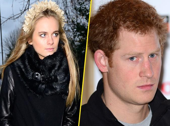 Cressida Bonas : la chérie du Prince Harry est en deuil...