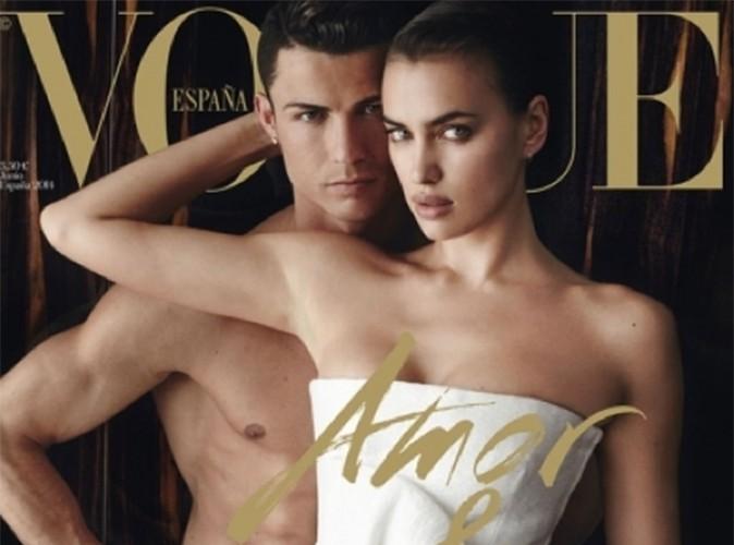 Cristiano Ronaldo : découvrez les coulisses de son shooting hot avec Irina Shayk !