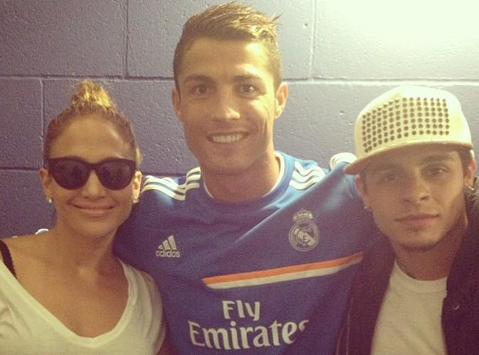 Cristiano Ronaldo : il est fan de JLo, ça tombe bien, elle aussi !