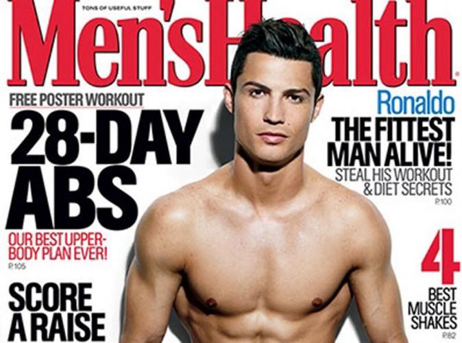 """Cristiano Ronaldo : il livre ses secrets pour être """"l'homme le plus fort"""" !"""