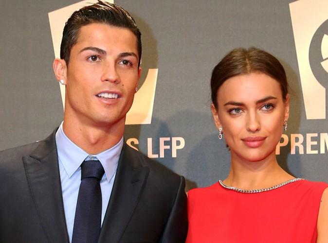 Cristiano Ronaldo & Irina Shayk : rupture pour le célèbre couple !