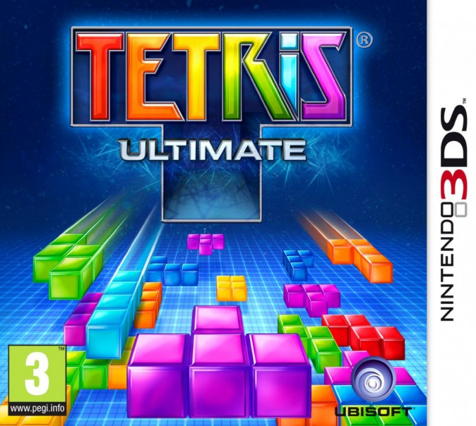 Tetris Ultimate, Ubisoft, Nintendo 3DS. 19,99 €.