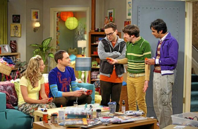 The Big Bang Theory, saison 6, Warner. 29,99 €