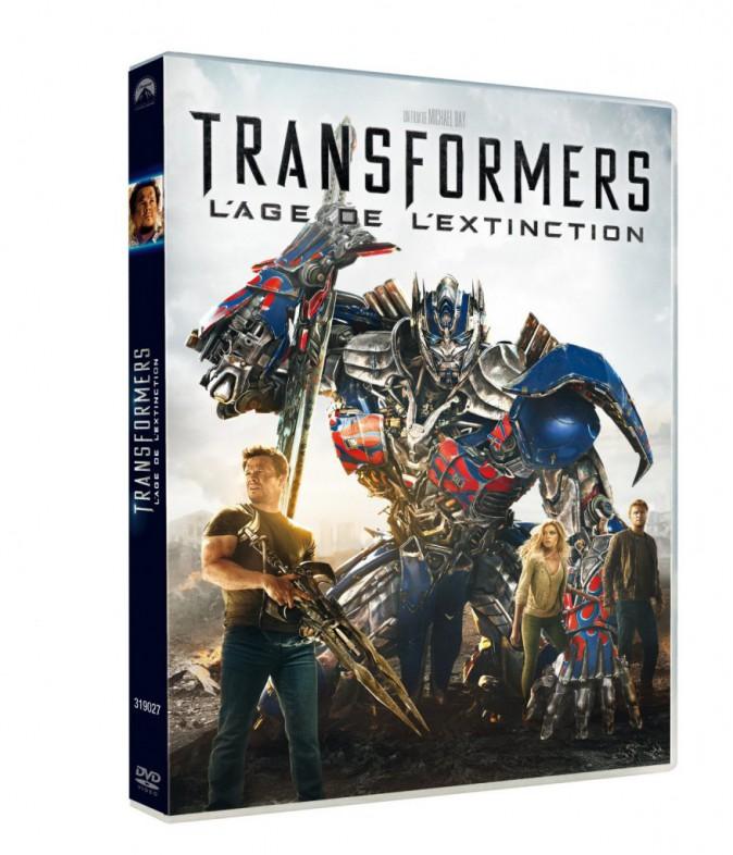 Transformers 4 – L'Âge de l'extinction, Paramount. 19,99 €.