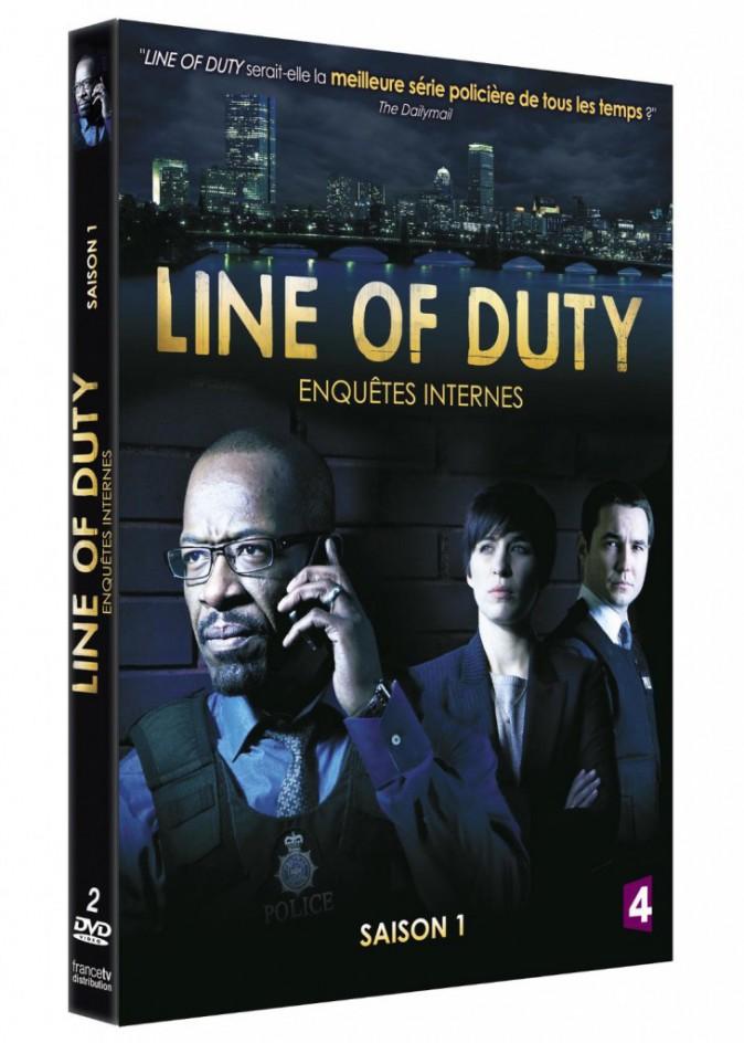 Line of Duty, saison 1 & 2, France Tv. 20 € chaque.