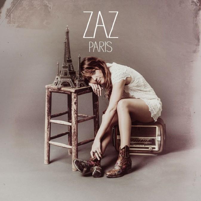 Paris, Zaz, Play On. 14,99 €.