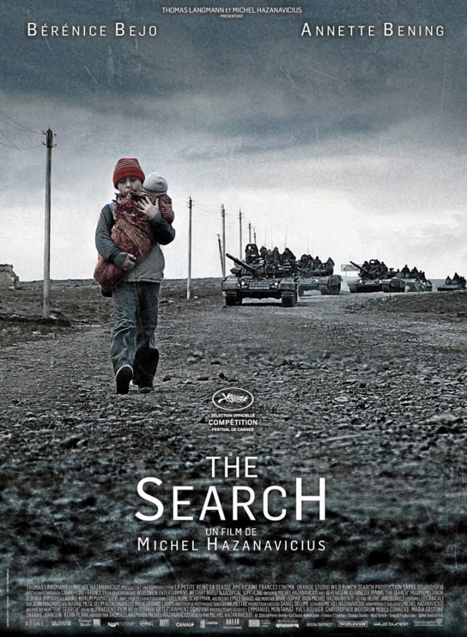 The Search, de Michel Hazanavicius avec Bérénice Bejo et Annette Bening (2h14).
