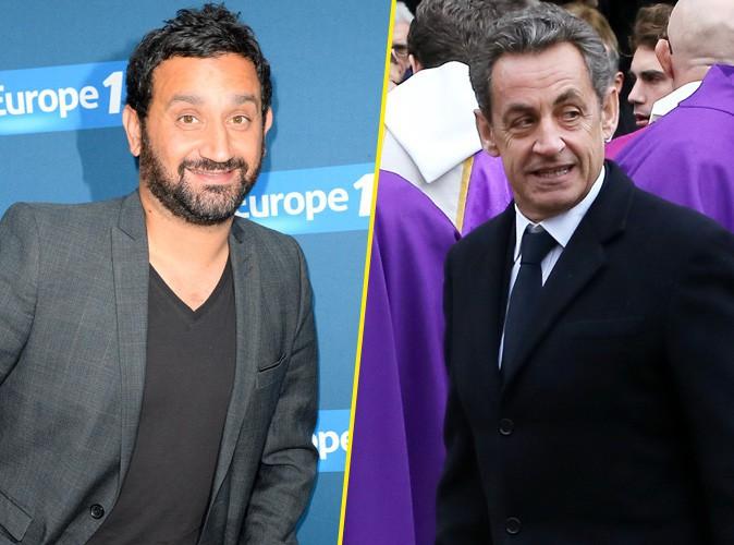 Cyril Hanouna : il appelle Nicolas Sarkozy pour ses 60 ans !