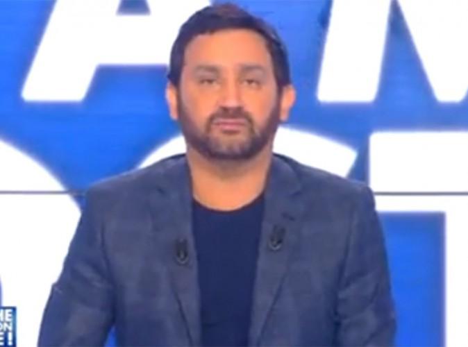 """Cyril Hanouna s'adresse aux détracteurs de TPMP : """"On les emmerde !"""""""
