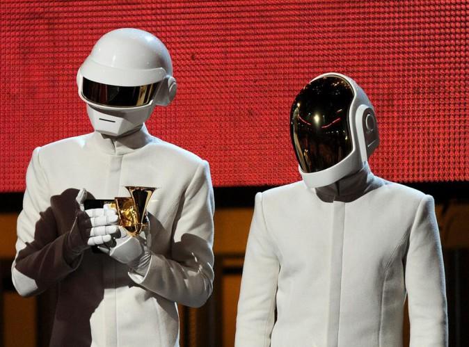 Daft Punk : après leur razzia aux Grammy Awards, vont-ils être les invités d'honneur des Victoires de la musique?