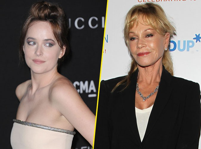 Dakota Johnson et Melanie Griffith : 50 Shades of Grey ? Un vrai flop !