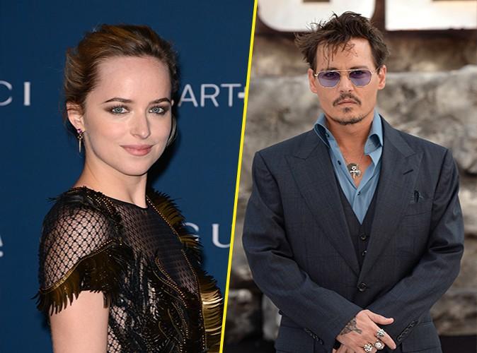 Dakota Johnson : face à Johnny Depp dans son prochain film !