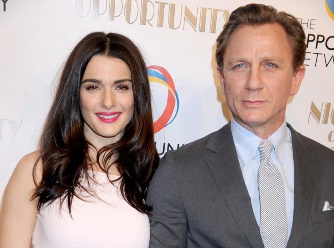 Daniel Craig et Rachel Weisz : bientôt la séparation ?