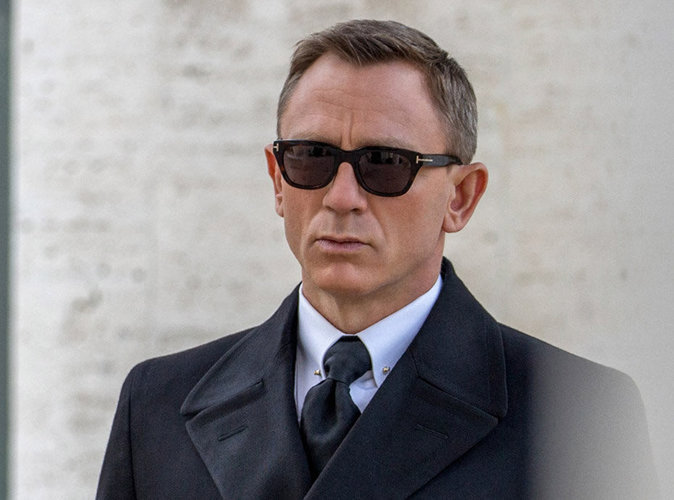 Daniel Craig : James Bond c'est fini !