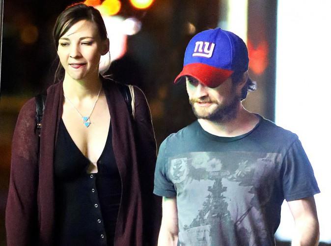 Daniel Radcliffe : Il se détend avec sa copine Erin Darke !