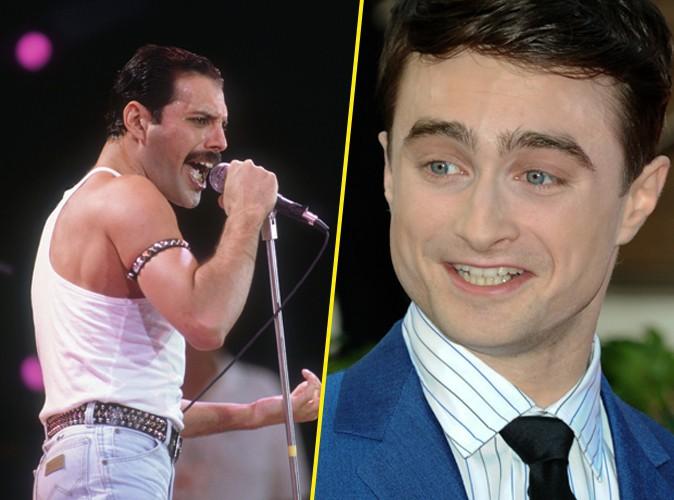 Daniel Radcliffe : il sait bien chanter et pourrait incarner Freddie Mercury au cinéma !