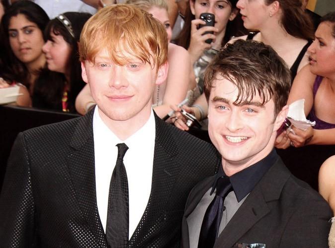 """Daniel Radcliffe : """"Rupert Grint et moi sommes vraiment de très très bons amis !"""""""