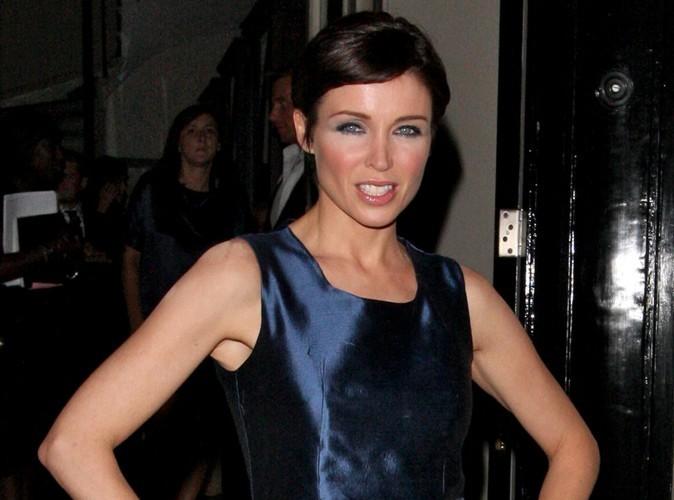 Danii Minogue : à Noël c'est bikini et hamburgers !