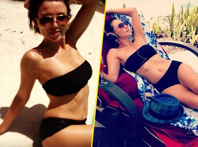 Dannii Minogue : elle expose son body bikini sur les réseaux sociaux !