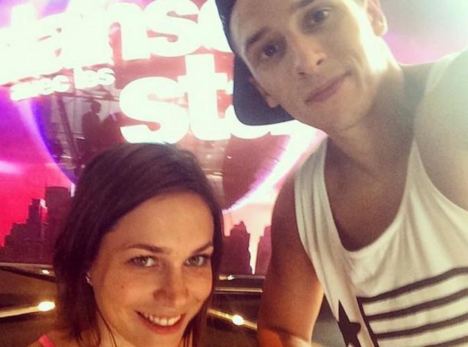 Danse avec les Stars 5 : Nathalie Péchalat : les entraînements avec Grégoire Lyonnet ont commencé !